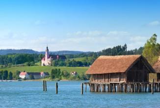 Domizil am Bodensee - Ausflüge und Schiffahrt: Klosterkirche Birnau