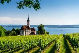 Domizil am Bodensee - Kultur und Events: Klosterkirche Birnau