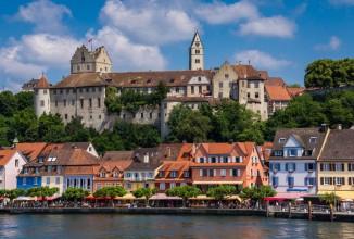 Domizil am Bodensee - Kultur und Events: Burg Meersburg