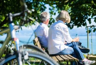 Domizil am Bodensee - Sport und Freizeit: Fahrrradregion Bodensee