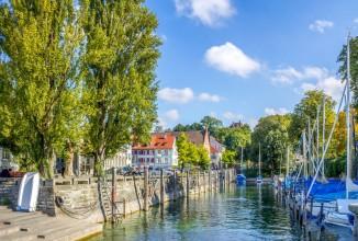 Domizil am Bodensee - Überlingen: Überlingen am Bodensee