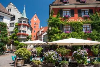 Domizil am Bodensee - Überlingen: Meersburg am Bodensee