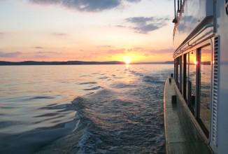 Domizil am Bodensee - Überlingen: Ausflug mit dem Schiff auf dem Bodensee