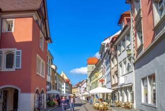 Domizil am Bodensee - Shoppen und Kulinarik: Überlingen