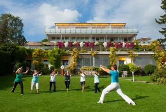 Domizil am Bodensee - Kur und Wellness: Kneipp- & Vital-Hotel Röther