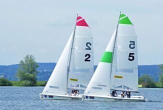 Domizil am Bodensee - Sport und Freizeit: Segeln auf dem Bodensee